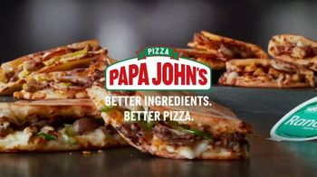 Papa John's Papadias TV Spot, 'Riddle' - Thumbnail 9