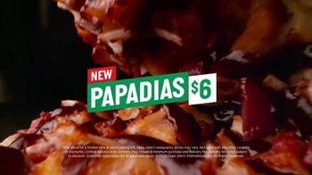 Papa John's Papadias TV Spot, 'Riddle' - Thumbnail 8