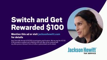 Jackson Hewitt TV Spot, 'Tiny Check' - Thumbnail 9