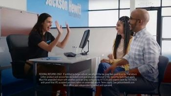 Jackson Hewitt TV Spot, 'Tiny Check' - Thumbnail 8