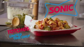 Sonic Drive-In Totchos TV Spot, \'Not Nachos\'