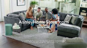 Ashley HomeStore President's Day Sale TV Spot, 'Havalance Queen Storage Bed' Song by Midnight Riot - Thumbnail 9