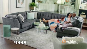 Ashley HomeStore President's Day Sale TV Spot, 'Havalance Queen Storage Bed' Song by Midnight Riot - Thumbnail 3