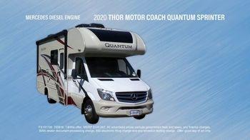 2020 Thor Motor Coach Quantum Sprinter: Discounted Over $55,000 thumbnail