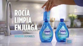 Dawn Ultra Platinum Powerwash TV Spot, 'Lava los platos más rápido' [Spanish] - Thumbnail 10