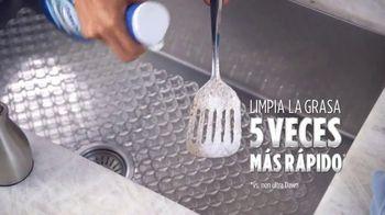 Dawn Ultra Platinum Powerwash TV Spot, 'Lava los platos más rápido' [Spanish] - Thumbnail 5