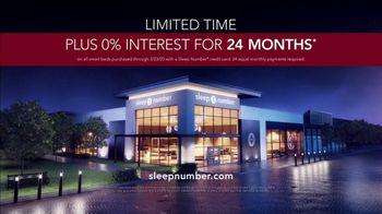 Ultimate Sleep Number Event TV Spot, '50 Percent' - Thumbnail 9