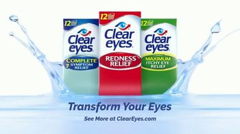 Clear Eyes TV Spot, 'Transform Your Eyes' Featuring Vanessa Williams - Thumbnail 8