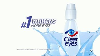 Clear Eyes TV Spot, 'Transform Your Eyes' Featuring Vanessa Williams - Thumbnail 7