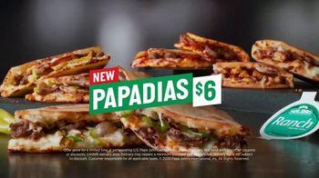 Papa John's Papadias TV Spot, 'Do You Want Cheese' - Thumbnail 7