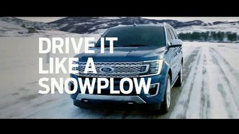 Ford TV Spot, 'Drive It Like a Snowplow' Song by Lance Harvill [T2] - Thumbnail 1