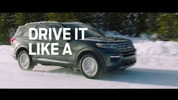 Ford TV Spot, \'Drive It Like a Snowplow\' Song by Lance Harvill [T2]