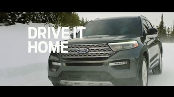 Ford TV Spot, 'Drive It Like a Snowplow' Song by Lance Harvill [T2] - Thumbnail 6