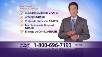 MedicareAdvantage.com TV Spot, 'Ser elegible' con Fernando Allende [Spanish]