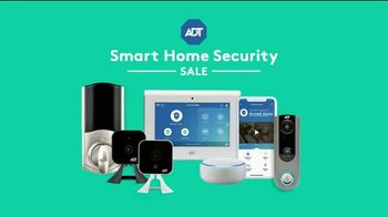ADT Smart Home Security Sale TV Spot, 'Video Doorbell and Echo Dot' - 546 commercial airings