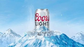 Coors Light TV Spot, 'Crack Open Mountain Cold Refreshment' Song by Berry Lipman Singers