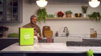 HelloFresh Valentine's Flash Sale TV Spot, 'Monica, Matt & Olive: 10 Free Meals' - Thumbnail 1