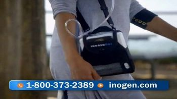 Inogen One G4 TV Spot, 'Independence'