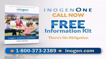 Inogen One G4 TV Spot, 'Independence' - Thumbnail 5