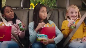 McDonald's Happy Meal TV Spot, 'DreamWorks Spirit: Riding Free' - 589 commercial airings