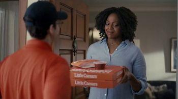 Little Caesars Pizza TV Spot, 'Best Thing Since Sliced Bread: $5' Featuring Rainn Wilson - Thumbnail 2