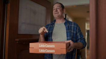 Little Caesars Pizza TV Spot, 'Best Thing Since Sliced Bread: $5' Featuring Rainn Wilson - Thumbnail 9