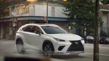 2020 Lexus NX TV Spot, 'Book Review' [T2]