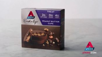 Atkins TV Spot, 'Questions: Peanut Butter Cups' Featuring Rob Lowe - Thumbnail 4