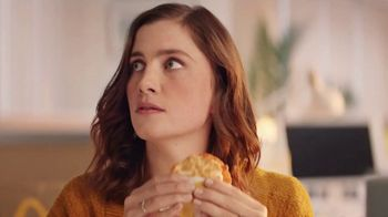 McDonald's McChicken Breakfast Sandwiches TV Spot, 'Wake Up Breakfast'