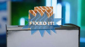 Pop-Tarts Pretzel TV Spot, 'Pop-Tarts Fixed the Pretzel Commercial'