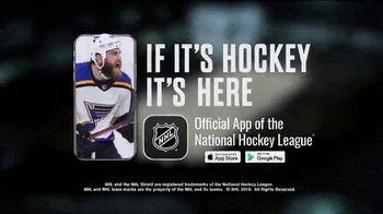 NHL App TV Spot, 'If It's Hockey It's Here' - Thumbnail 8