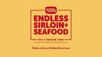 Golden Corral TV Spot, 'Endless Sirloin + Seafood' - Thumbnail 10