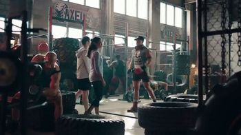 Planet Fitness TV Spot, 'Truck Tire Gym' - Thumbnail 2