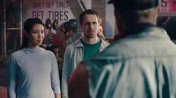 Planet Fitness TV Spot, 'Truck Tire Gym' - Thumbnail 4