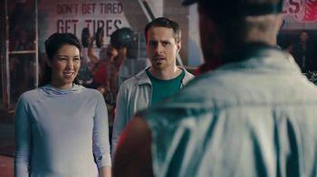 Planet Fitness TV Spot, 'Truck Tire Gym' - Thumbnail 5