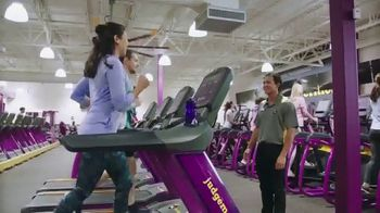 Planet Fitness TV Spot, 'Truck Tire Gym' - Thumbnail 8