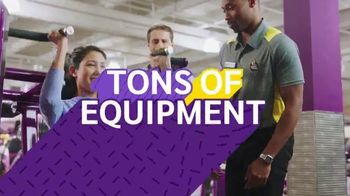 Planet Fitness TV Spot, 'Truck Tire Gym' - Thumbnail 9