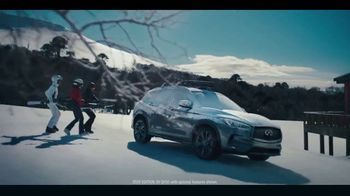 2020 Infiniti QX50 TV Spot, 'Snow and Surf' Song by Hannah Williams & The Affirmations [T1] - Thumbnail 2