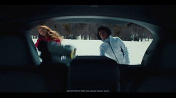 2020 Infiniti QX50 TV Spot, 'Snow and Surf' Song by Hannah Williams & The Affirmations [T1] - Thumbnail 3