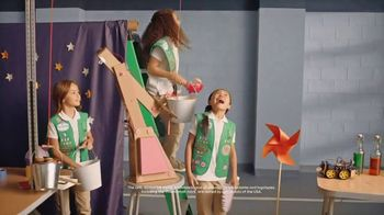 Dunkin' Girl Scout Inspired Flavors TV Spot, 'Ingenuity' - 1219 commercial airings