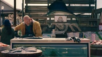 Big O Tires TV Spot, 'Fishmonger' - Thumbnail 1