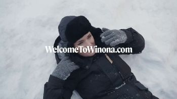 Squarespace TV Spot, 'Welcome to Winona' Featuring Winona Ryder - Thumbnail 9