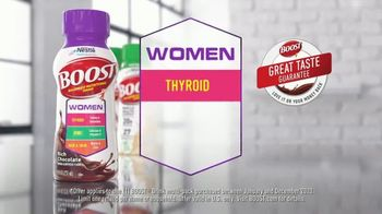 Boost Women TV Spot, 'Count On' - Thumbnail 7