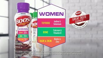 Boost Women TV Spot, 'Count On' - Thumbnail 8
