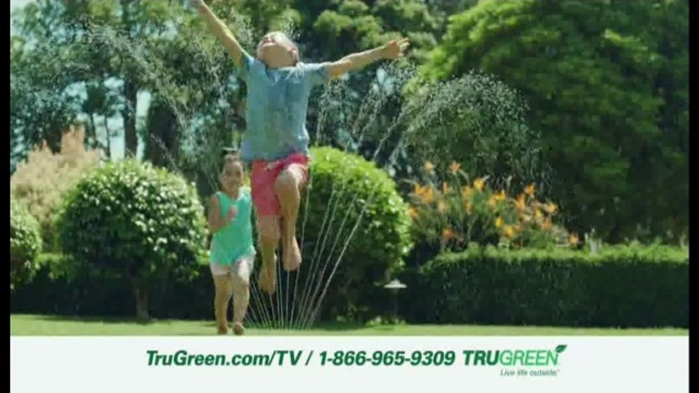 TruGreen TV Commercial, 'Get Growing: 50 Percent Off'