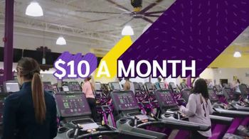 Planet Fitness TV Spot, 'Tons of Equipment: 25 Cents Down, $10 a Month' - Thumbnail 2