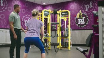 Planet Fitness TV Spot, 'Tons of Equipment: 25 Cents Down, $10 a Month' - Thumbnail 5