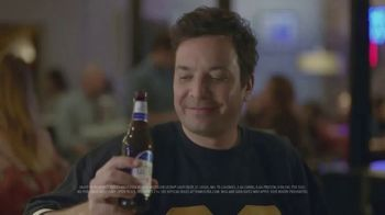Michelob ULTRA TV Spot, 'Working Out' Featuring Jimmy Fallon, John Cena