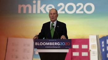 Mike Bloomberg 2020 TV Spot, 'Our Slogan' - Thumbnail 8
