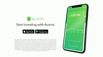 Acorns TV Spot, 'What If' - Thumbnail 5